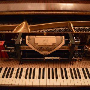 "Steck Vleugel – ""Duo-art"" Pianola – 1.60m"
